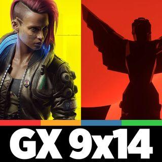 GAMELX 9x14 - The Game Awards 2020 + ¿Realmente está roto Cyberpunk 2077?