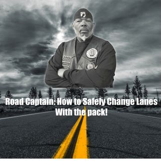 Road Captain How to Change Lanes with the Pack