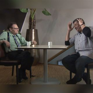The Pursuit of Knowledge, with Larry King