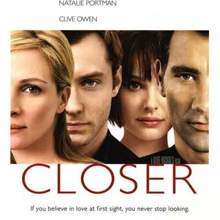 Closer: di Mike Nichols, con Jude Law, Natalie Portman, Clive Owen, Julia Roberts