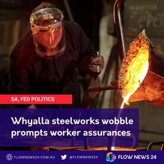Whyalla must not fail - SA independent Senator Rex Patrick (@Senator_Patrick)