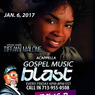 Stevie B's Acappella Gospel Music Blast - Episode 7