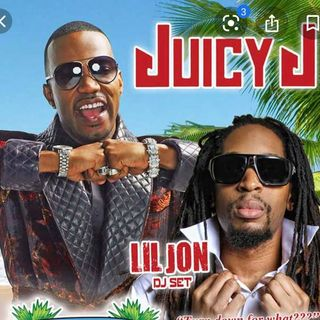 J2BB - Lil Jon Vs Juicy J, The Mad Rapper vs Just Blaze.