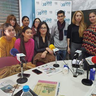 Los alumnos del POEJ denuncian la precariedad que sufren en la ALEF