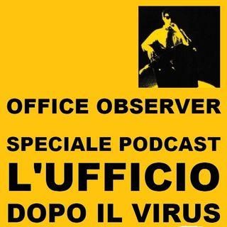 L'ufficio dopo il virus: Claudio Mosconi