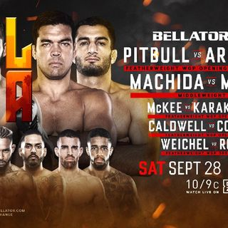 Preview Of The Bellator 228Card Headlined By Patricio Pitbull Feire-Juan Archuleta For The Featherweight Title On DaznUSA And Sky Sports UK!