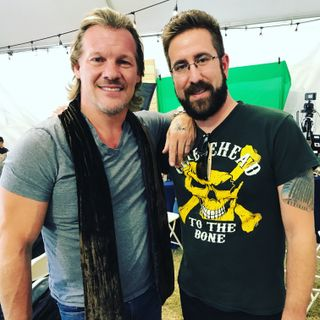 Rockcast at Aftershock - Chris Jericho