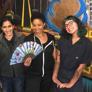 Aparna Nancherla and Melissa Lozada-Oliva Visit Friends Like Us