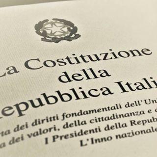 Un giro nel mondo della legalità: Uno sguardo alla Costituzione a cura di Federico Di Dario