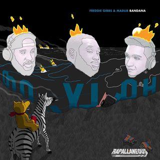 Rhyme & Review 2- Freddie Gibbs & Madlib- Bandana