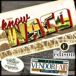 The Edison Fall Vendor Fair and H.O.P.E. by Isabela