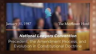 Panel III: Precedent, The Amendment Process, and Evolution in Constitutional Doctrine [Archive Collection]