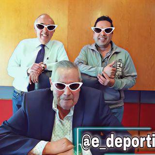 """Somos como la casa del jabonero """"El que no cae resbala"""" y si no pues lo empujamos , Espacio Deportivo de la Tarde 04 de Agosto 2021"""