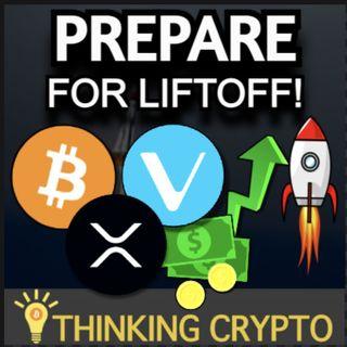 Microsoft Wins CRYPTO Patent! - Billionaire Wants Bitcoin - VeChain SaaS - XRP $10 SEC Ripple Settlement?