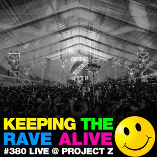 Episode 380: Live at Project Z!
