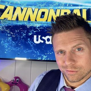 It's Mike Jones: Cannonball with The Miz