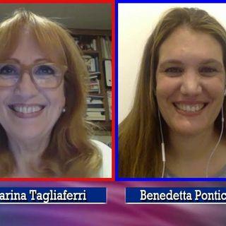 527 - Dopocena con... Marina Tagliaferri e Benedetta Ponticelli - 06.05.2021