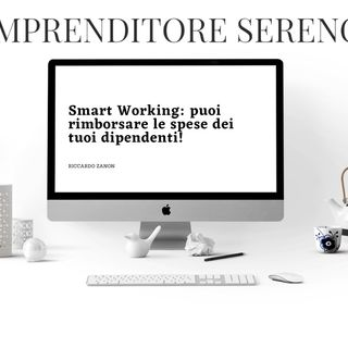 Smart Working: puoi rimborsare le spese dei tuoi dipendenti!
