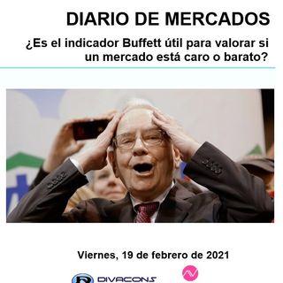DIARIO DE MERCADOS Viernes 19 Febrero