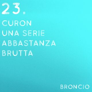 23 - Curon, una serie abbastanza brutta