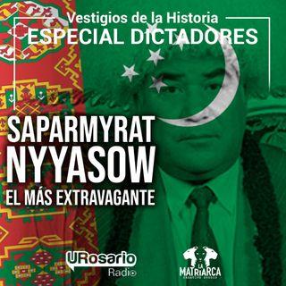 Historia de los dictadores: Saparmyrat Nyyasow, la dictadura más extravagante
