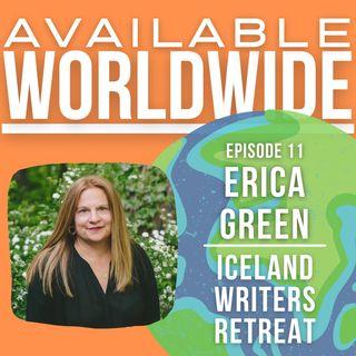 Erica Green of Iceland Writers Retreat