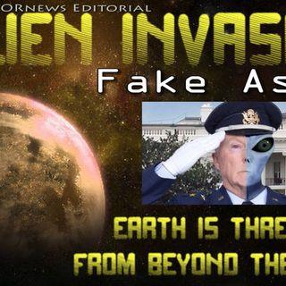 Alien Deception Now Arrives
