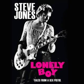 Steve Jones Lonely Boy