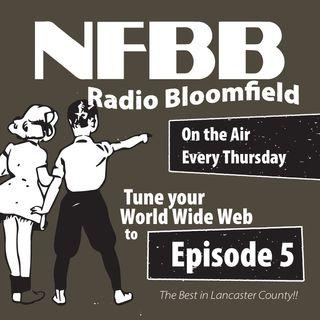 5ª Emisión de la NFBB (final de temporada)