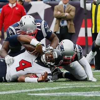 Strong Showing for Patriots Defense in Season-Opener