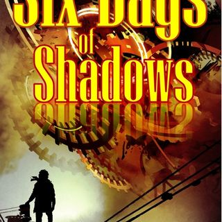 Author Edward McFadden of Six Days of Shadows is my very special guest on The Mike Wagner Show!