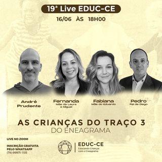 19a Live EDUC-CE: As crianças do traço 3 do eneagrama