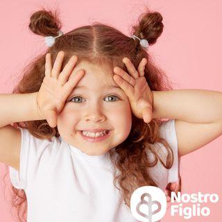 Perché i bambini ridono se sgridati