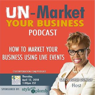 How to Market Your Business Using Live Events