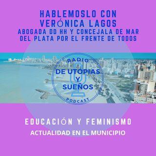 Educación y Feminismo con Verónica Lagos