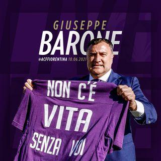 Club - Giuseppe Barone sulla Fiorentina 2021/2022