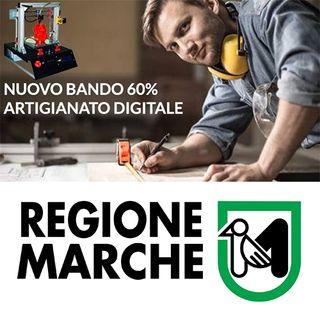 Regione Marche, Bando per la digitalizzazione delle imprese artigiane