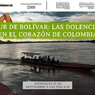 Sur de Bolívar: las dolencias del corazón de Colombia