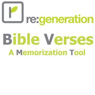 Re:Generation Memory Verses
