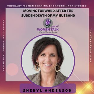 The Death Of My Husband ~ Sheryl Anderson