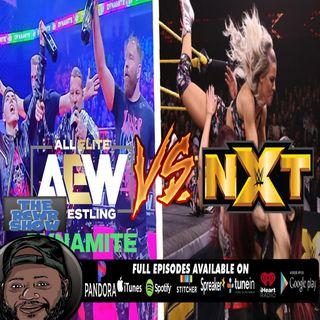 AEW Dynamite & WWE NXT 1-9-2020 Recap & Headlines Memphis vs Dusty Tournament: The RCWR Show