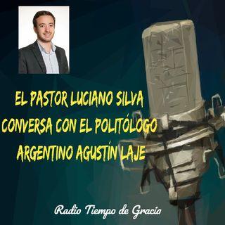 Entrevista a Agustín Laje
