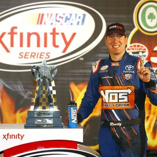 Kyle Busch Is Defending Champion For Brickyard 400