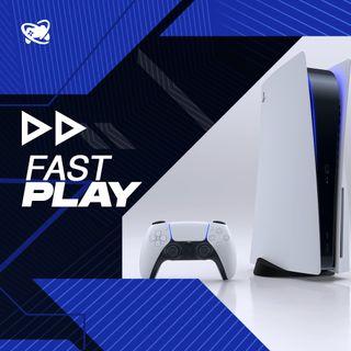Fast Play (29/07): expansão do SSD do PS5 e novidades para o console