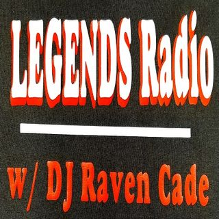 LEGENDS Radio Podcast begins NOW...
