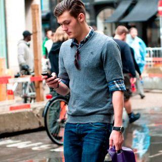 El uso del celular afecta nuestra postura