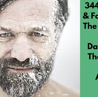 344: Fish Oil & Fat Loss, Is The Wim Hof Method Dangerous, The Dietary Cure For Acne And More!