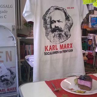 Karl Marx 200 års fødselsdag - 5. maj 2018