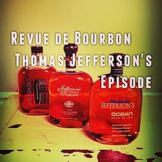 RDB: Jefferson's Bourbon Review