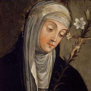 Santa Catalina de Siena, virgen, doctora de la iglesia y copatrona de Europa